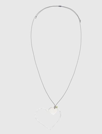 Halskette mit Seidenkordel #NEVERALONE Marella