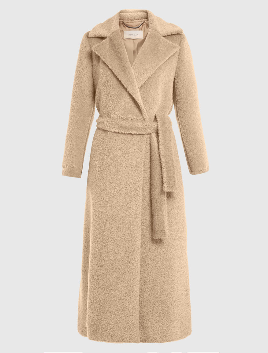 Wrap coat Marella