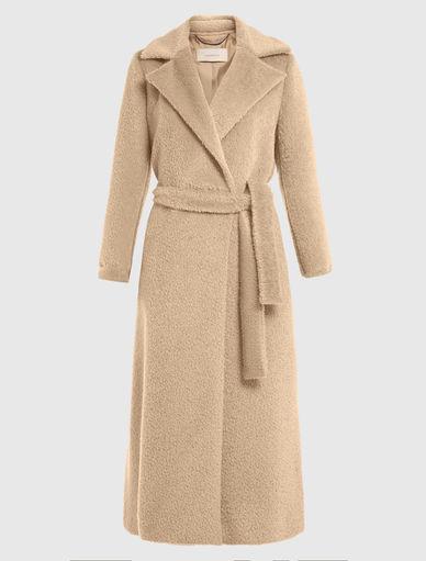Wrap coat Marella