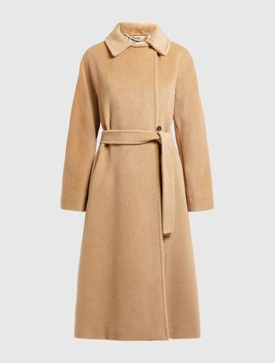 Mantel aus Wolle Marella