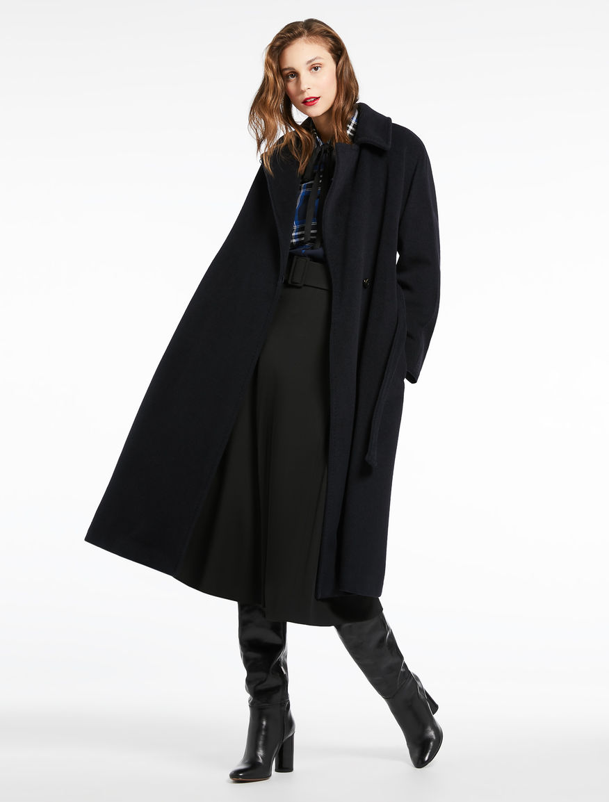 Wool coat Marella