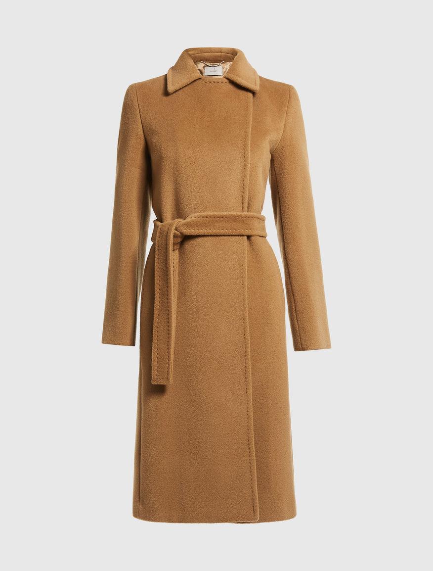 Cappotto in lana Marella
