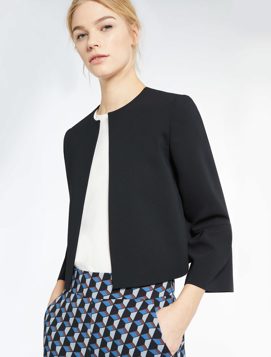 Crepe jacket Marella
