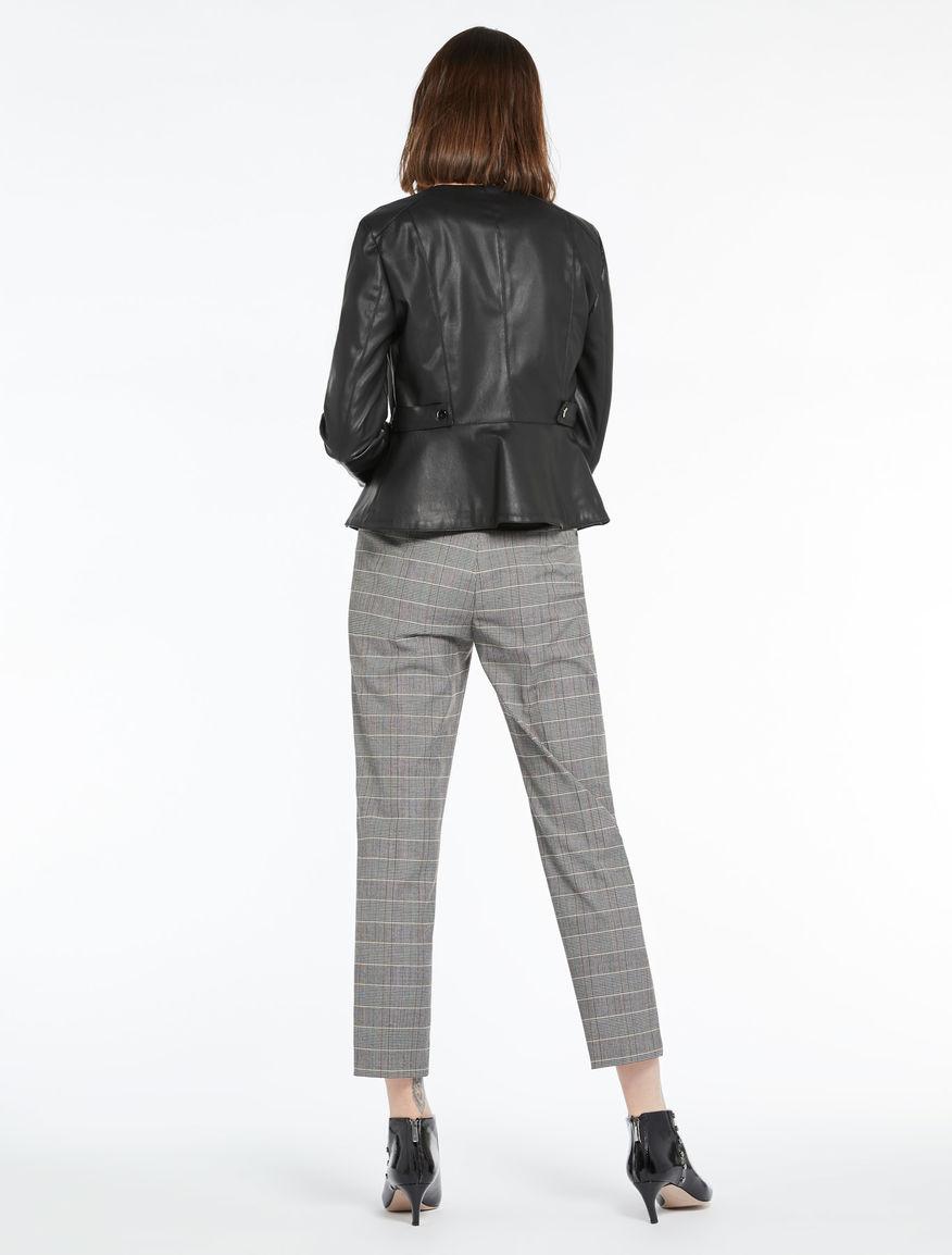 Faux leather jacket Marella