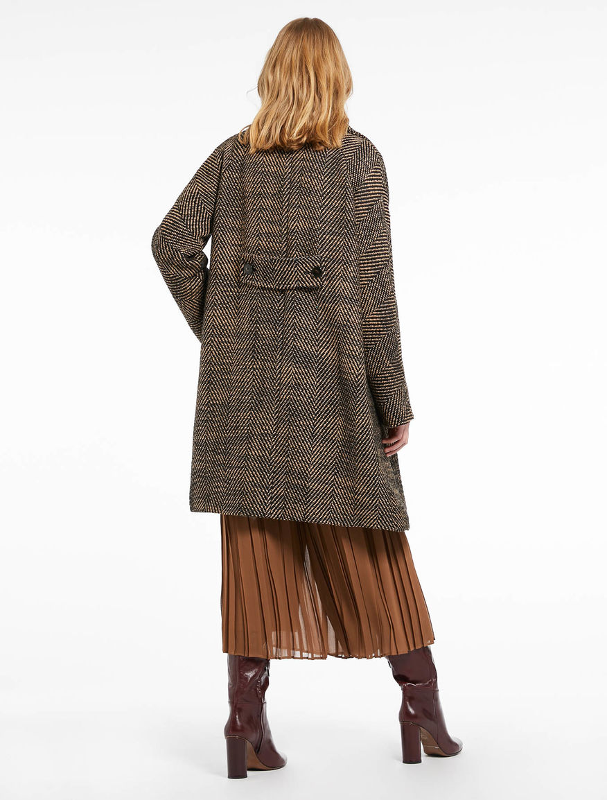 Cappotto in tweed Marella