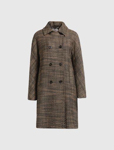 Cappotto in tweed Marella