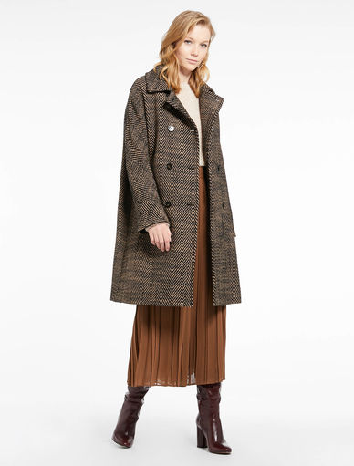 Tweed coat Marella