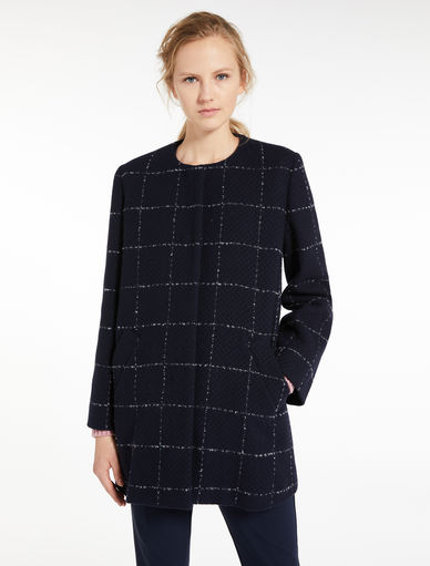 Check coat Marella