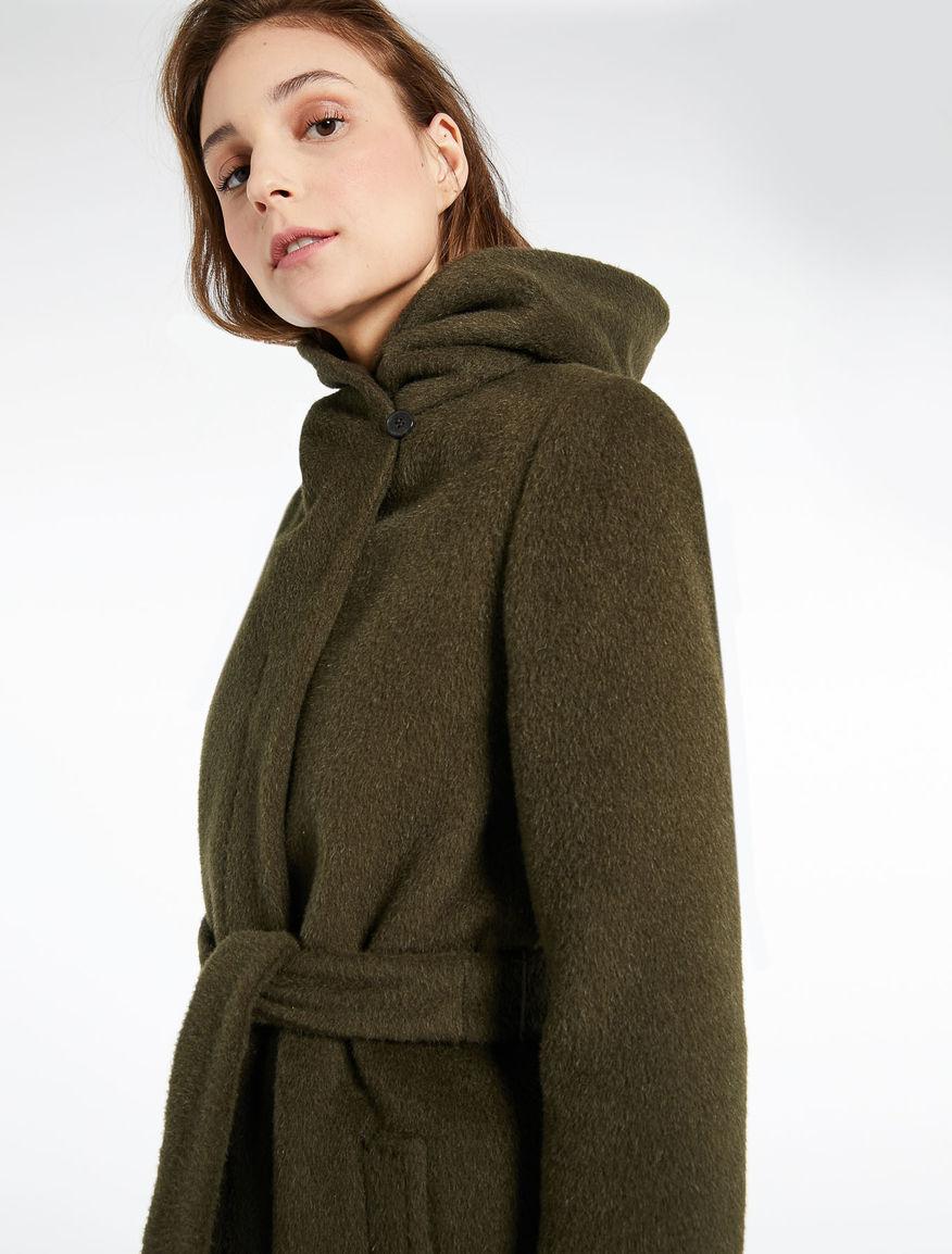 Alpaca coat Marella