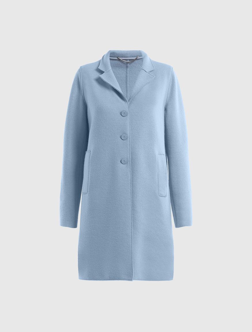 Abrigo de lana Marella