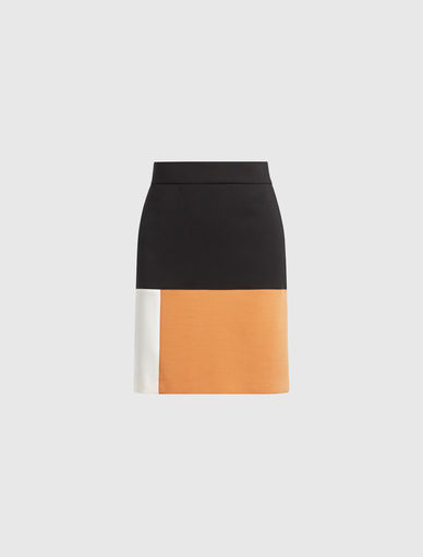 Colour-block skirt Marella