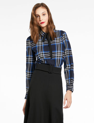 Chequered shirt Marella