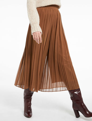 Pleated culottes Marella