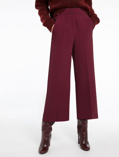 Pantaloni cropped Marella