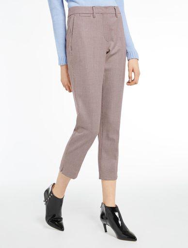 Pantaloni a sigaretta Marella