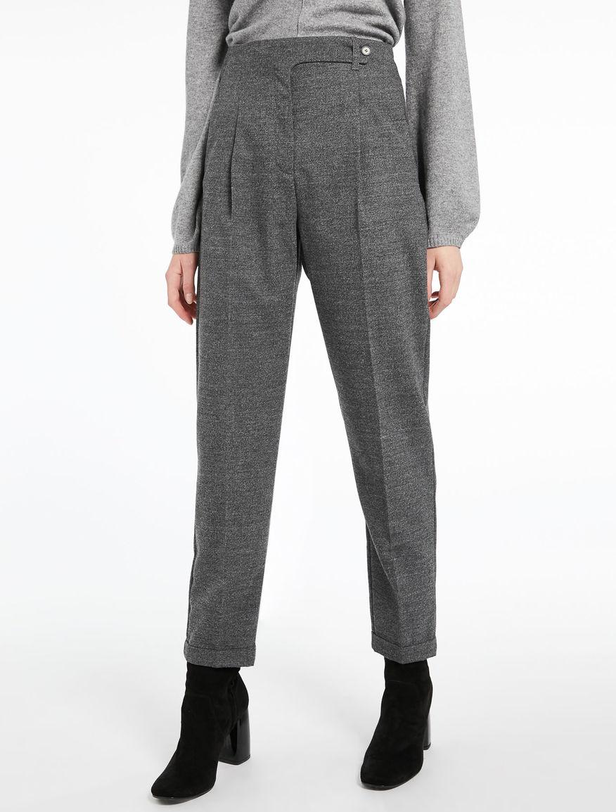 High-waist trousers Marella