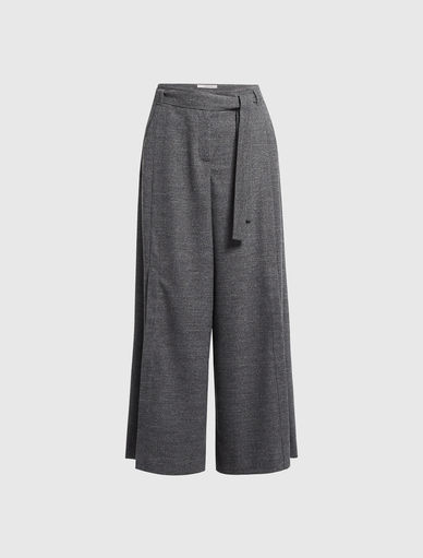 Cropped trousers Marella
