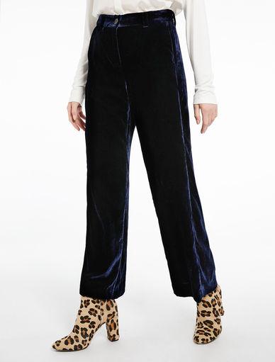 Pantalón de terciopelo Marella