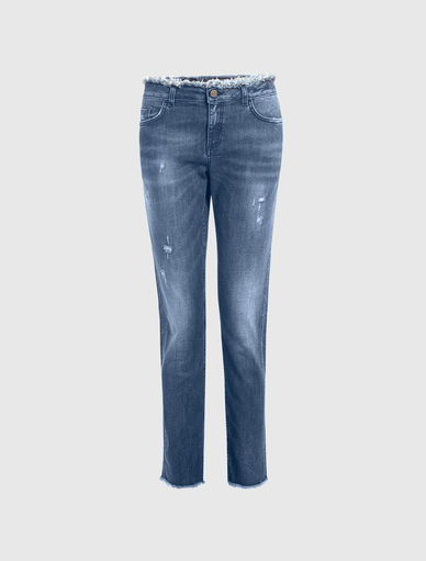 Jeans in Tomboy Fit Marella