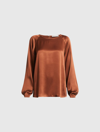Satin blouse Marella