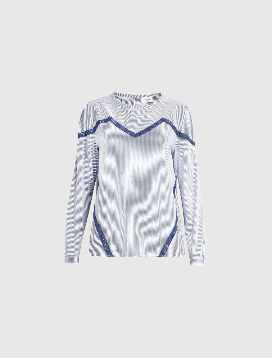 Striped blouse Marella