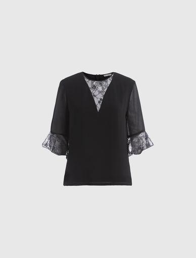 Lace blouse Marella
