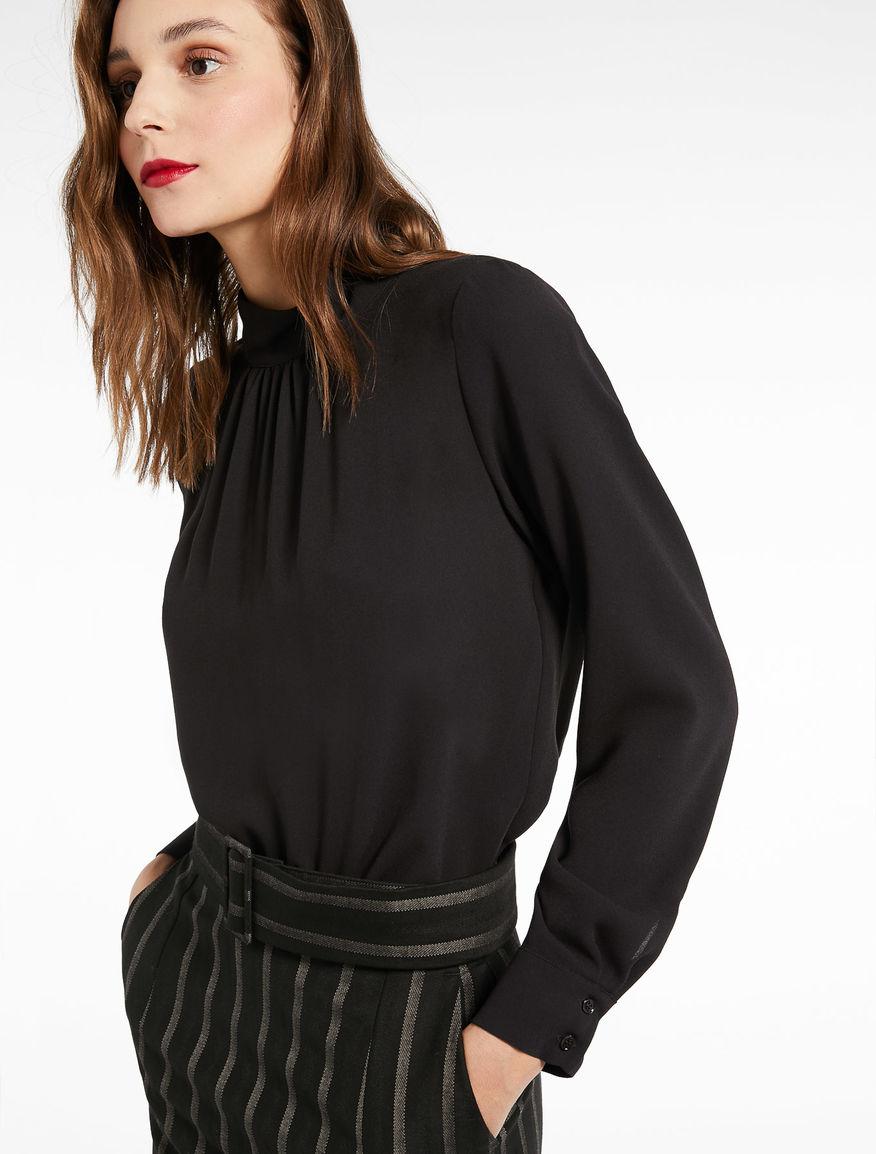 Blusa de georgette Marella