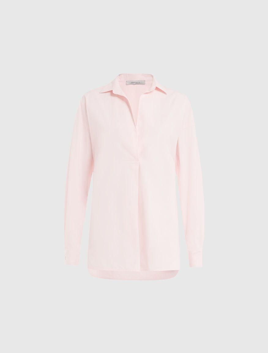 Poplin blouse Marella