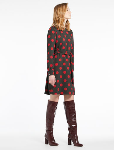 Polka-dot dress Marella