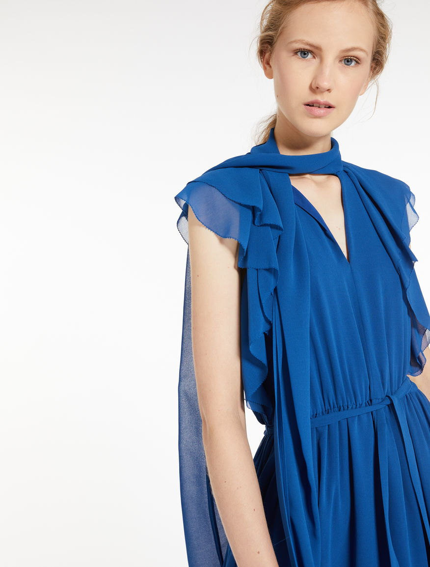 Ruffled dress Marella