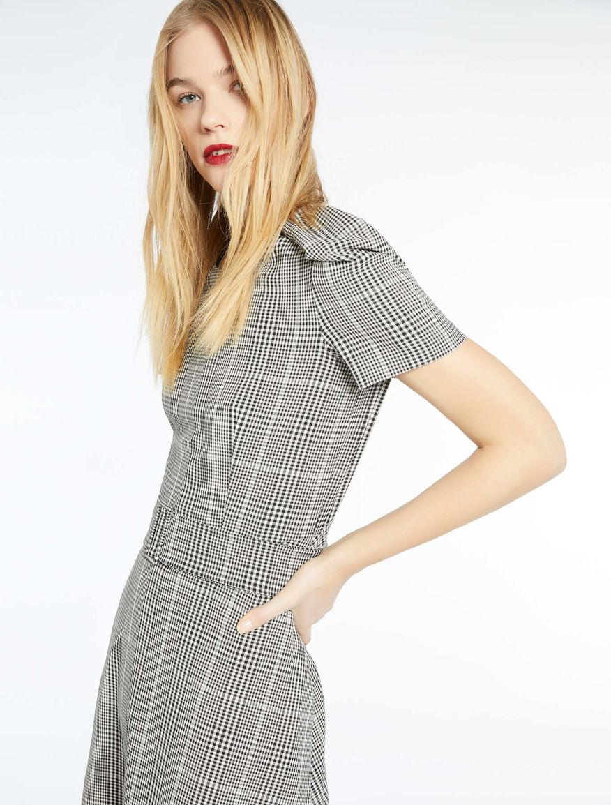 Asymmetric dress Marella
