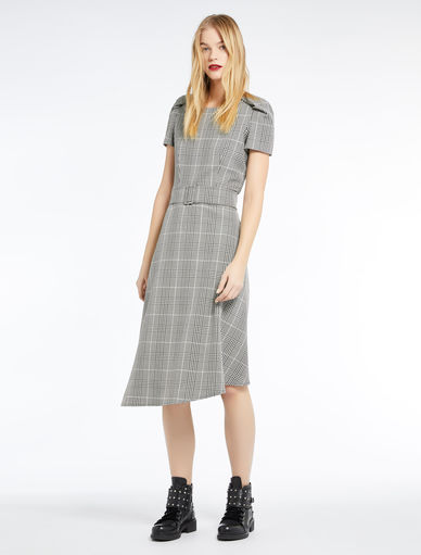 Asymmetric dress Marella
