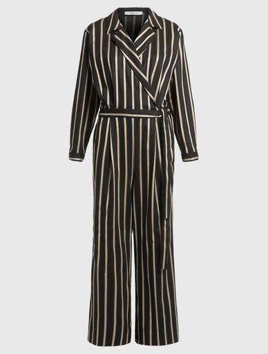 Striped jumpsuit Marella