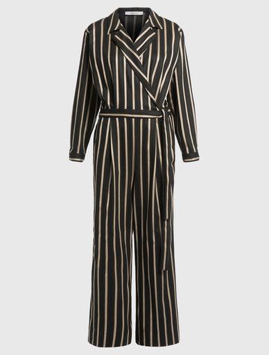 Striped jumpsuit Marella