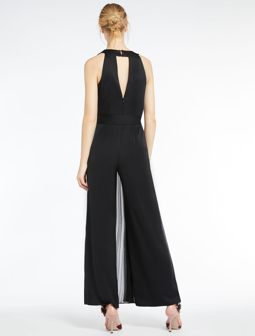 Pleated jumpsuit Marella