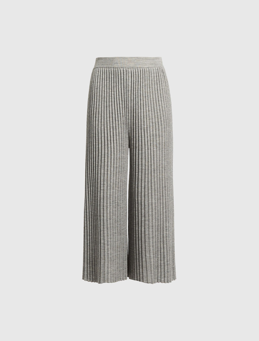 Falda pantalón de punto Marella