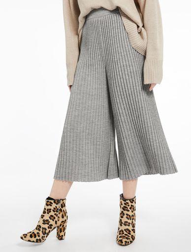 Gonna-pantalone in maglia Marella