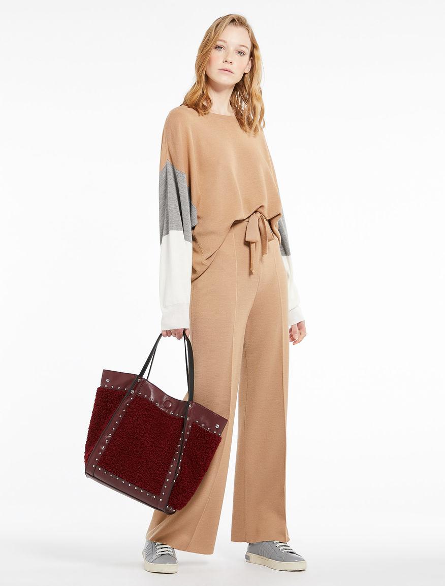 Knit trousers Marella