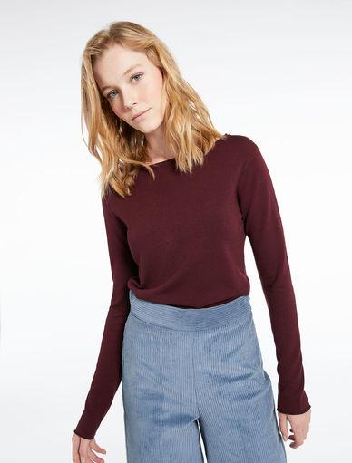 Close-fitting sweater Marella