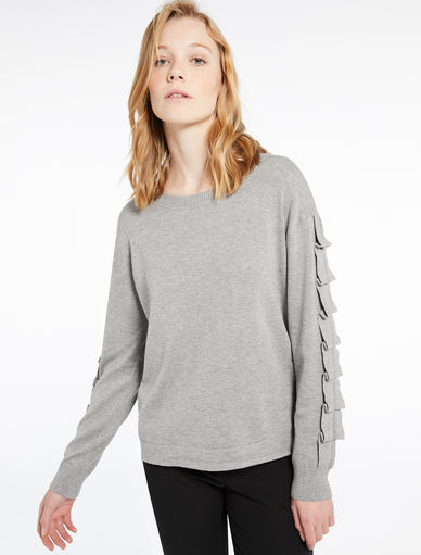 Sweater with ruching Marella