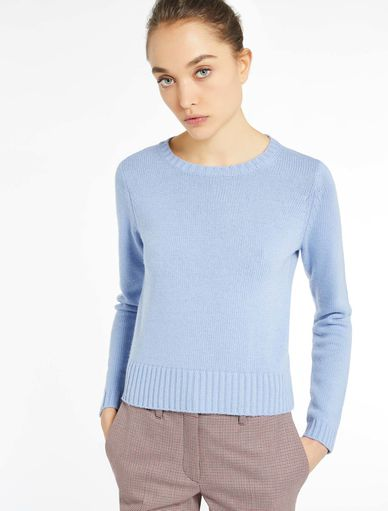 Stocking-stitch jumper Marella
