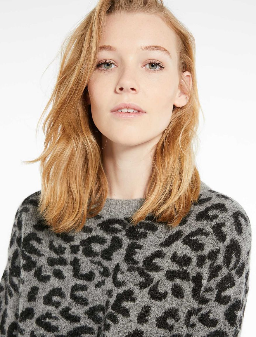 Animal-style sweater Marella