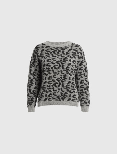 Animal-style sweater Marella