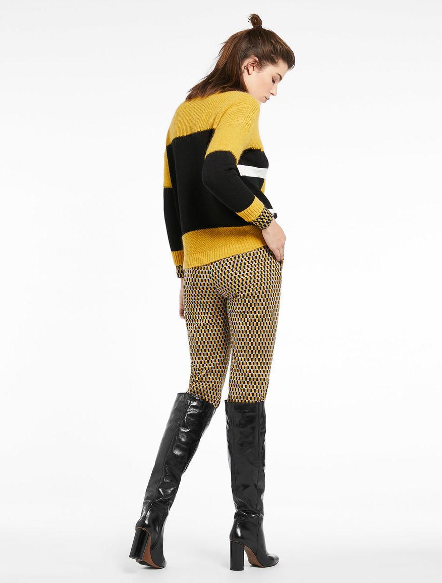 Sweater with inlay Marella