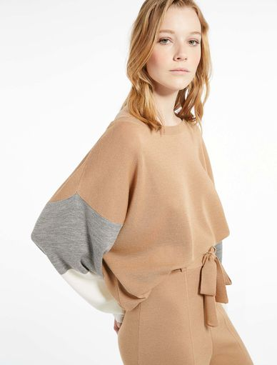 Wool sweater Marella