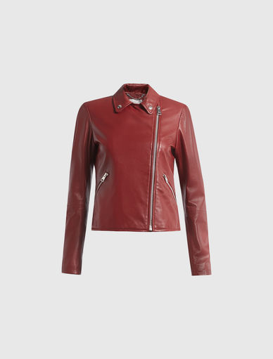 Leather nail jacket Marella
