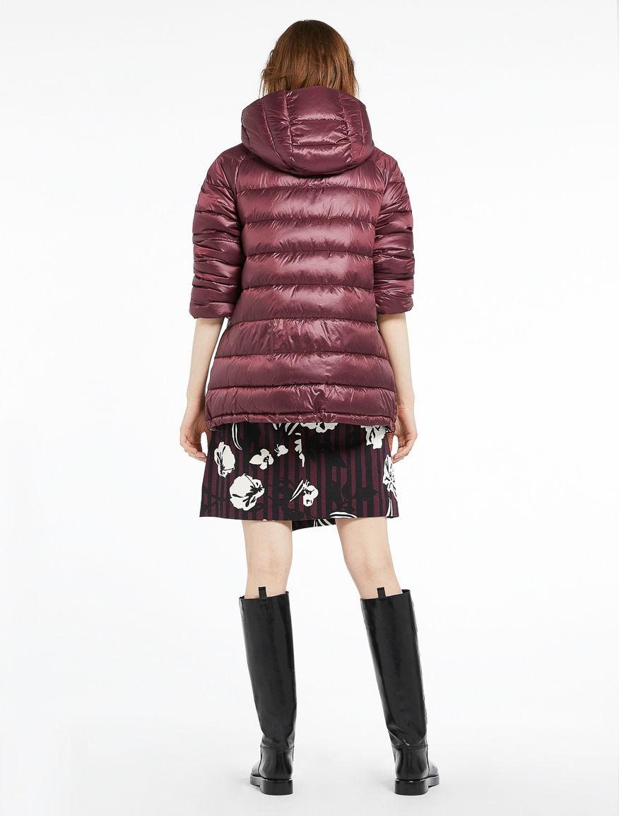 Padded jacket with hood Marella