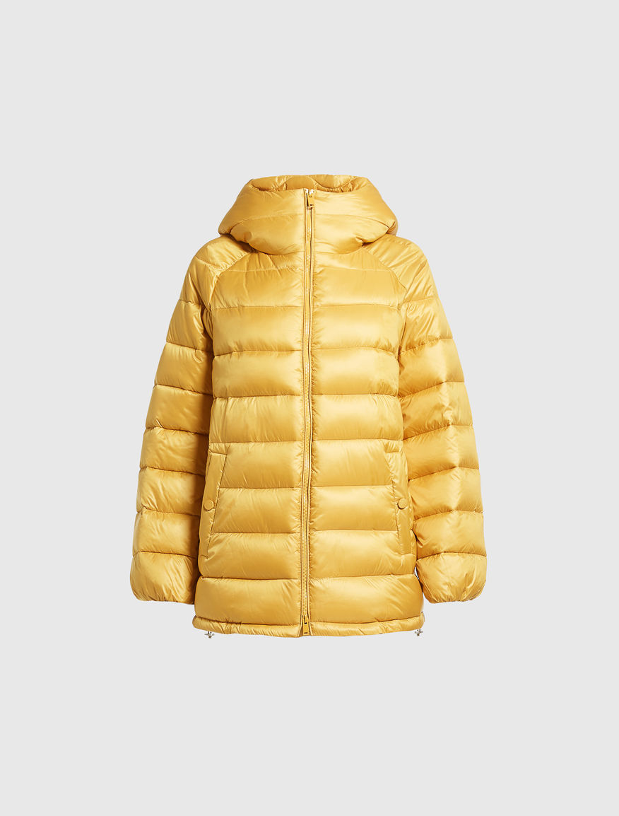 Padded jacket with hood Marella