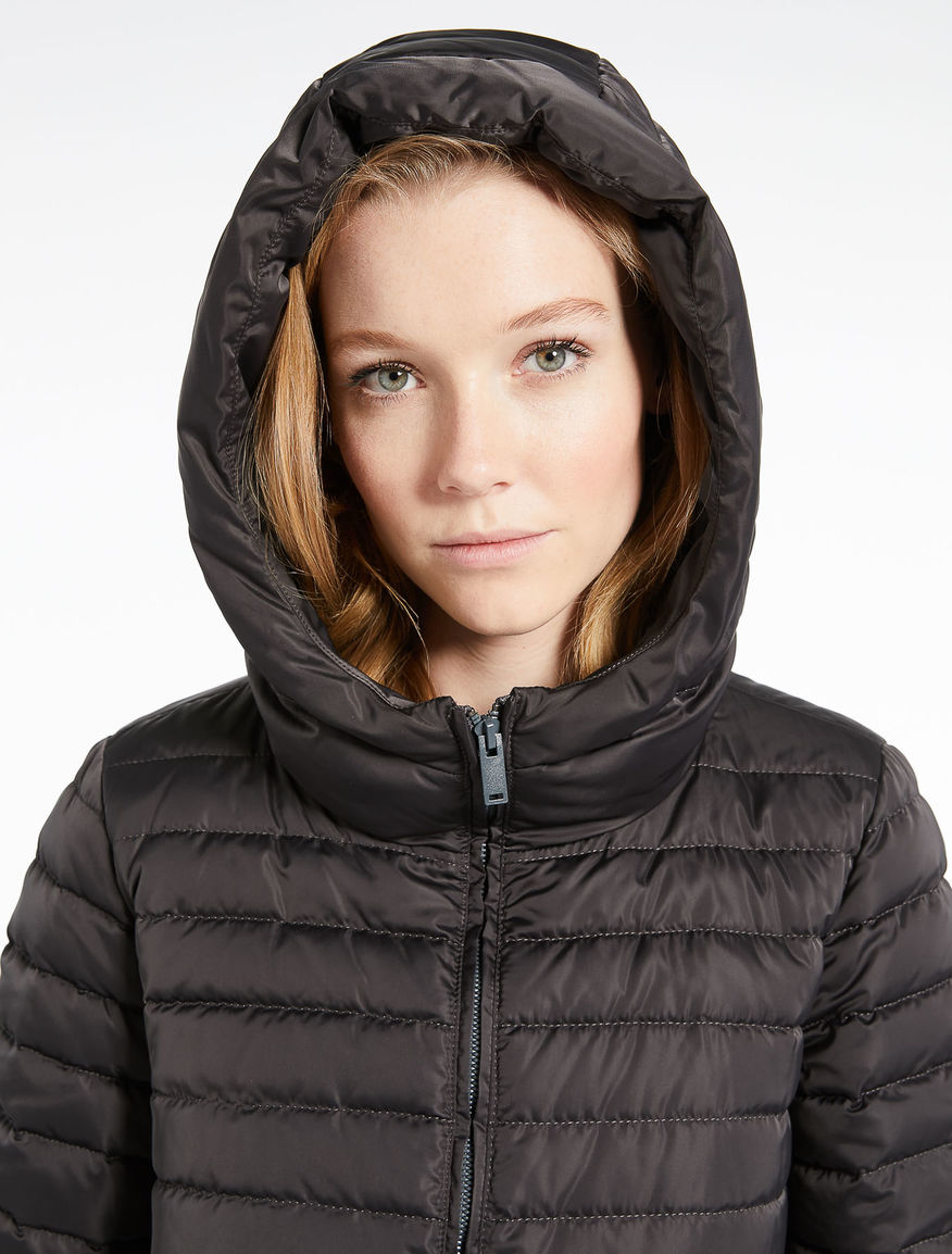 Down jacket with hood Marella