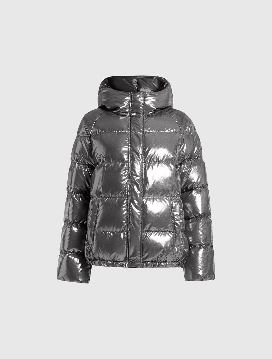 Laminated down jacket Marella